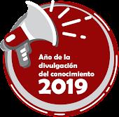 2019, año de la divulgación del conocimiento en PaideiaMx