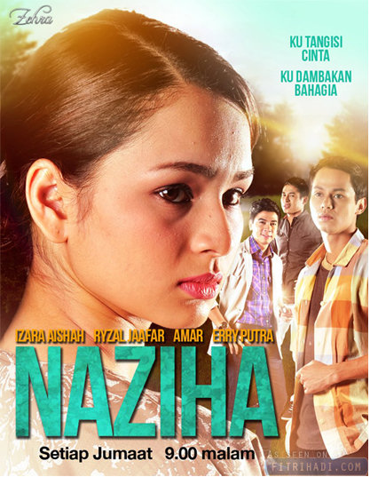 sinopsis pelakon drama naziha slot zehra tv3 izara aishah