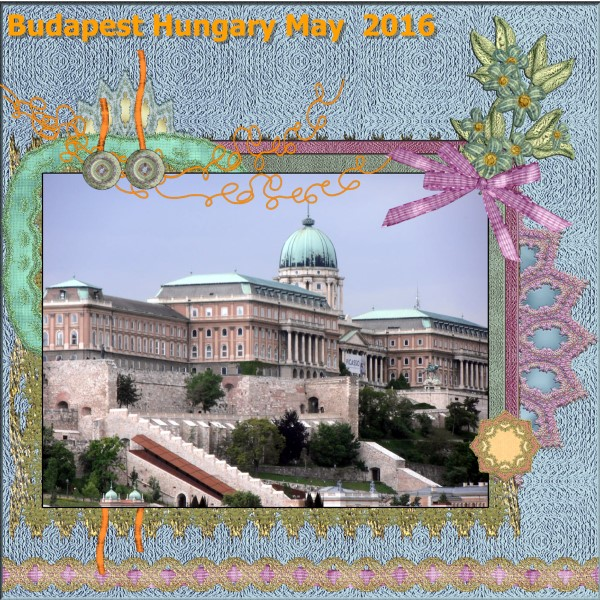 Budapest Hongary May  2016