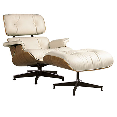 ottoman and eames lounge chair types of furniture