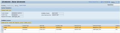 Apply License in SAP Netweaver Portal 7.3