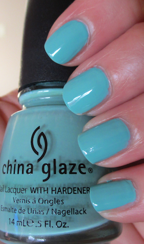 China Glaze Nail Polish