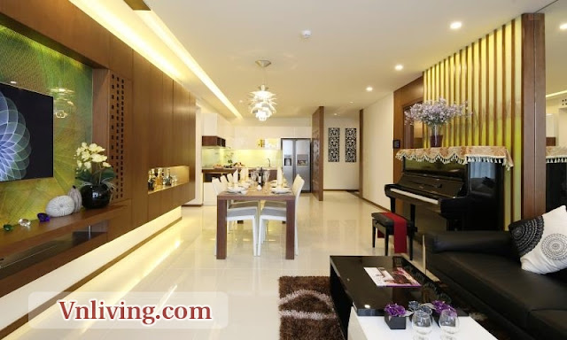Masterpiece Decoration apartment for rent in Thao Dien , District 2