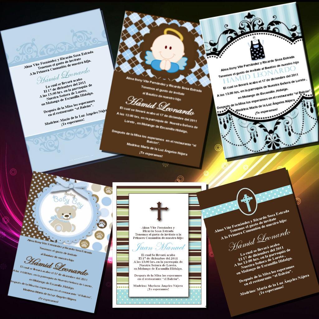 Plantillas Para Invitacion De Primera Comunion Virtuales | MEJOR View ...