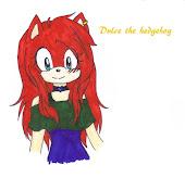 Dulce The Hedgehog
