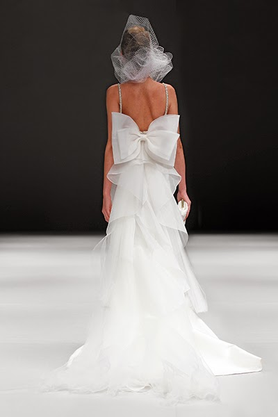 open back 2015 wedding dresses FW15 Badgley Mischka