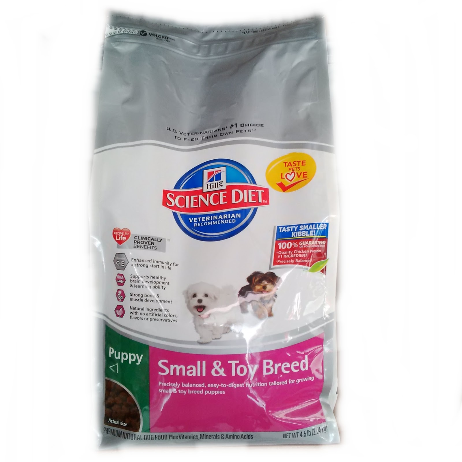 Hill's Science Diet Small Breed Dog Food