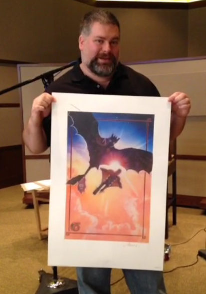 [Livre] The Art of How to Train Your Dragon 2 (2014) Drew+Struzan+HTTYD2+Poster