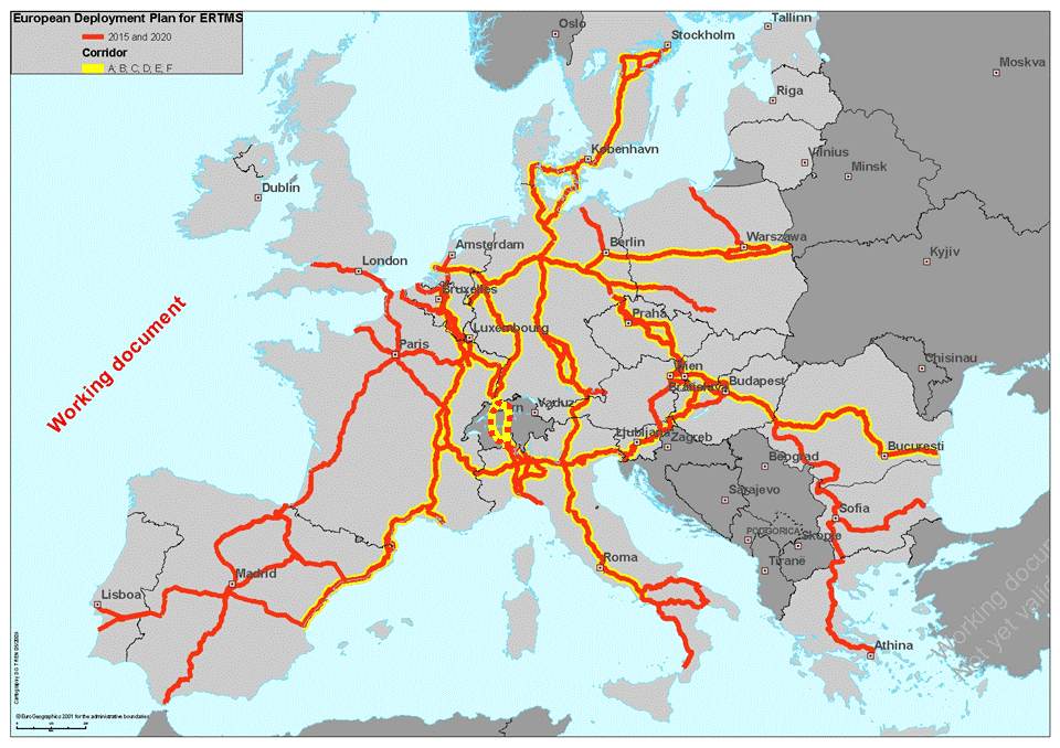 europe train map list of love – Europe Train Travel Map