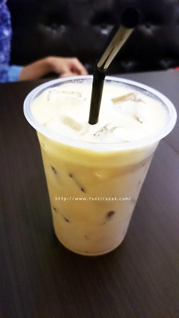 PappaRich Stevia White Coffee