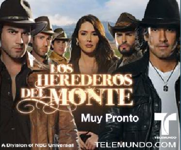 Los Herederos Del Monte Telenovela Capitulos