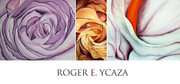 ROGER E. YCAZA