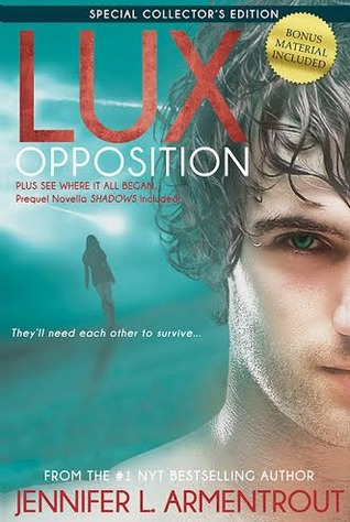 Review: Opposition by Jennifer L. Armentrout
