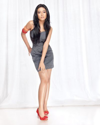 Amrita Rao on FHM India Magazine
