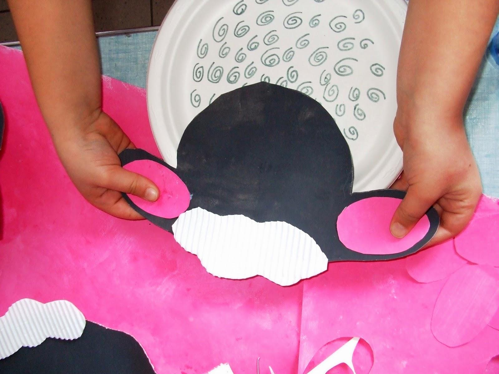 maschere di carnevale classe seconda