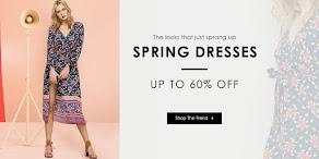 Zaful Spring 2017 Promotion