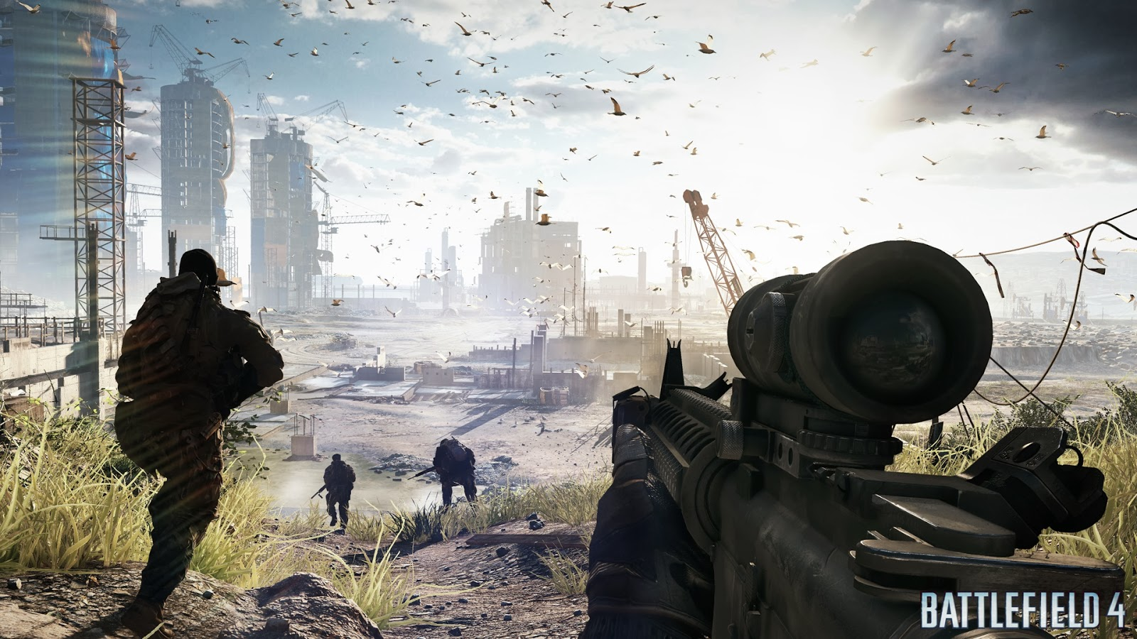 BattleField 4 Full Game