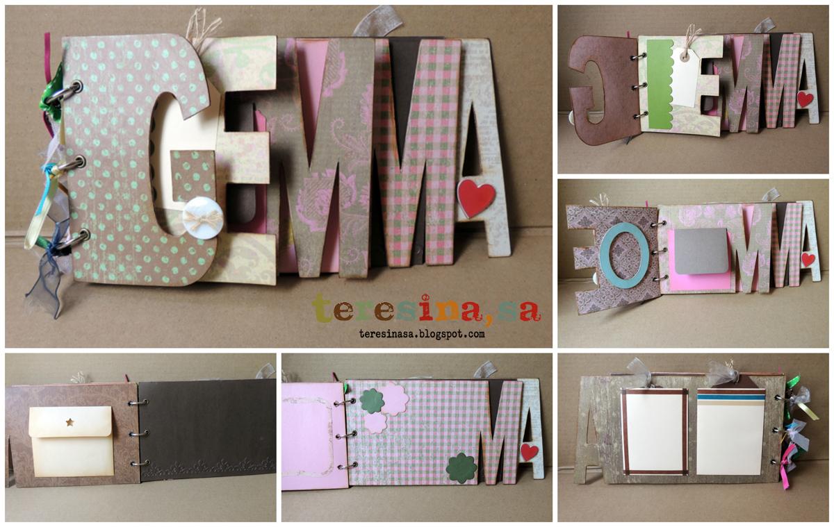Album con nombre Gemma