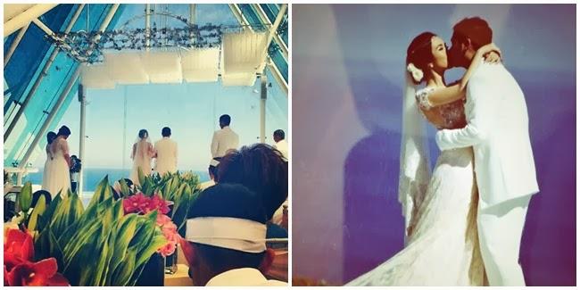 Photo Pernikahan Gading Marten dan Giselle Anastasia (Gisel) | Album ...