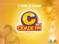 ouvir a Rádio Cidade FM 90,7 ao vivo e online São José - SC