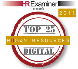 Top 25 HR Digital Influencers 2011