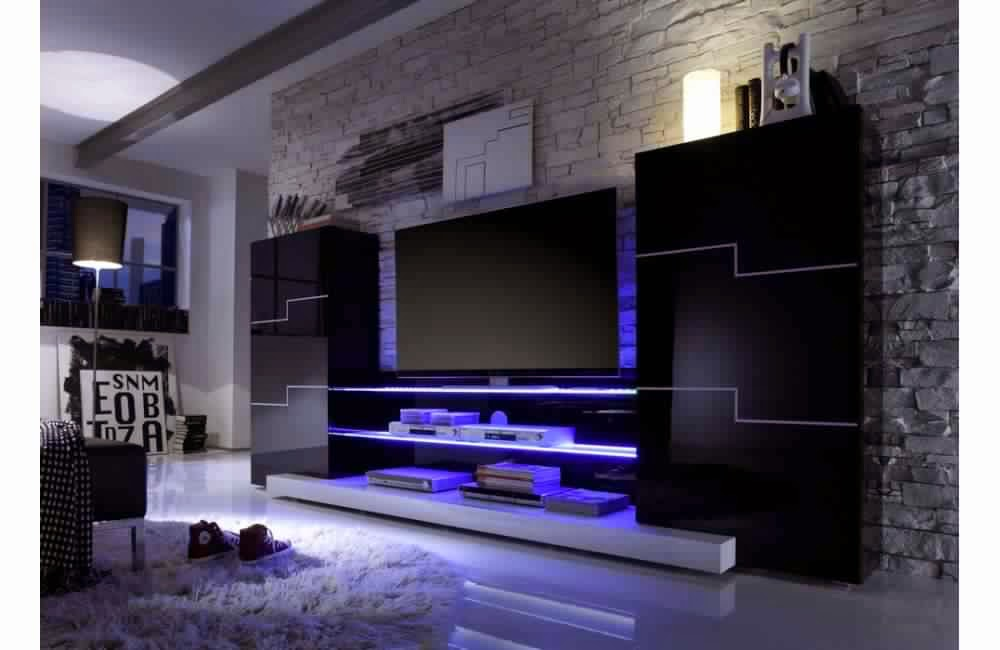 Meuble tv design meuble tv for Meuble tele design