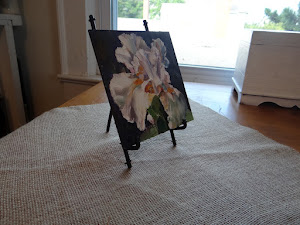 And It Comes With Its Own Easel