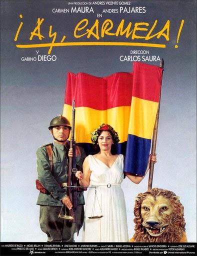 Ver ¡Ay, Carmela! (1990) Online