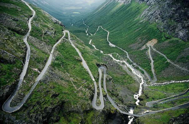 Norway's Trollstigen