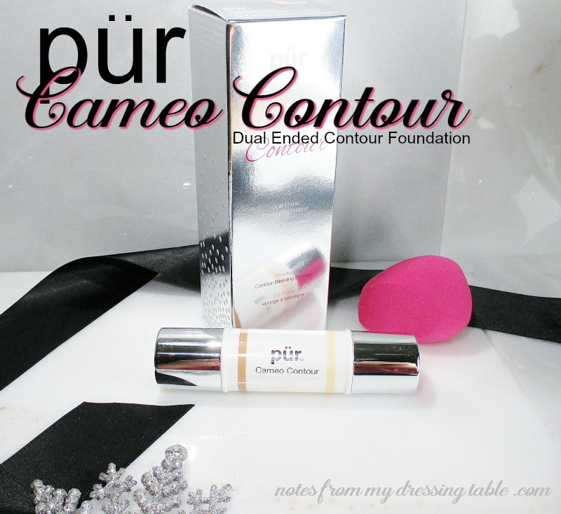 Pur Cameo Contour Stick - Light | My Notes notesfrommydressingtable.com