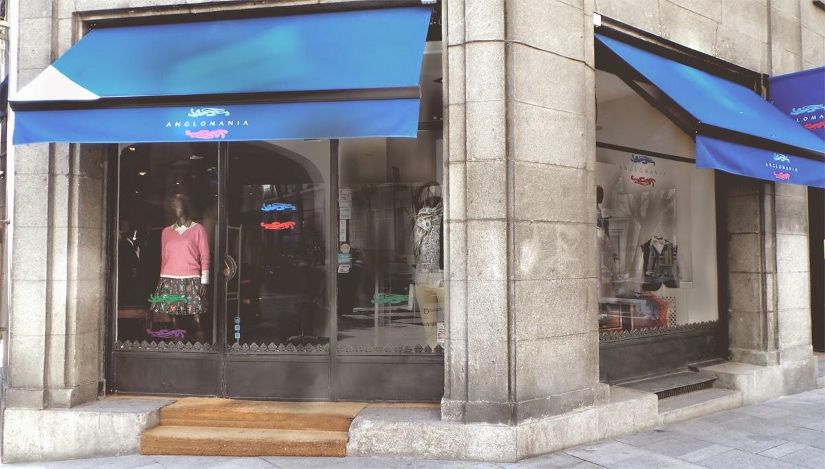 Anglomanía, tienda, shops, Madrid, Influencia, menswear, sastrería, Suits and Shirts,