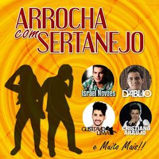 Arrocha Com Sertanejo - 2012 (2012)