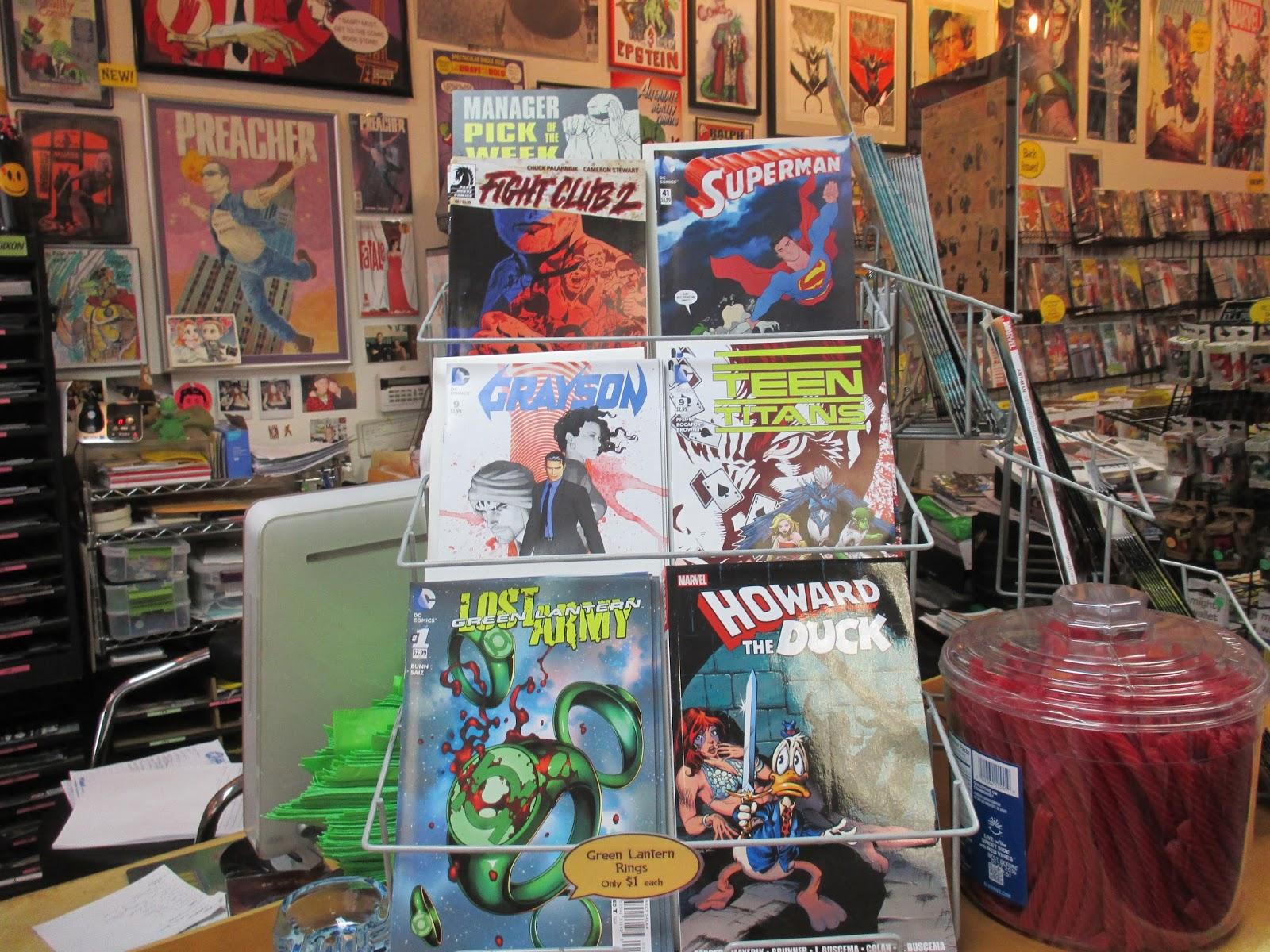 marvel comics 6/24/15
