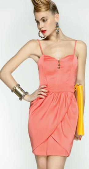 vestidos para primavera verano 2012