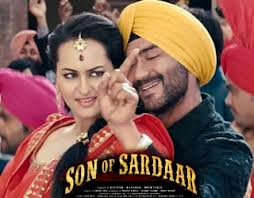 Watch Son of Sardaar (2012) Hindi Movie Online