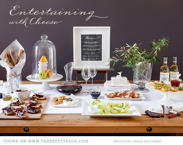 elements of design unity cheese table