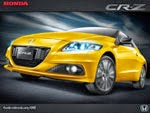 Mobil Honda CR-Z Bandung