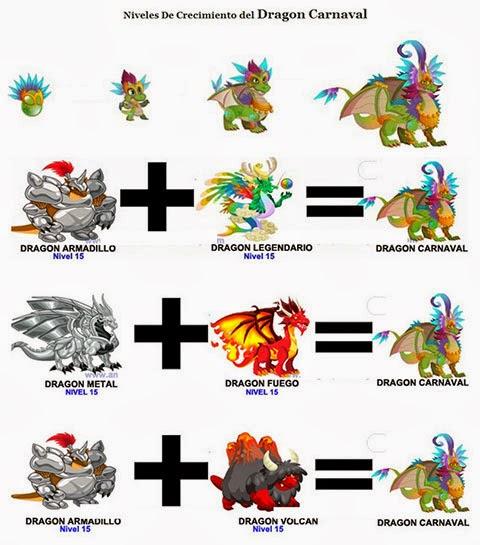 Como obtener Dragón Carnabal