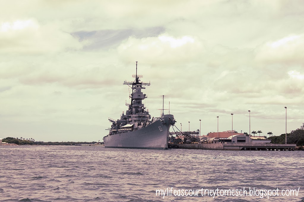 Oahu Hawaii Pearl Harbor