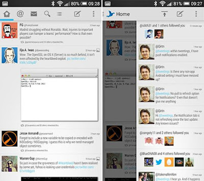 Download Tweetings for Twitter v7.18.0 Apk