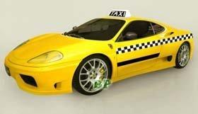 Ferrari-Modena-360-Taksi