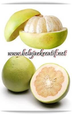 gambar manfaat jeruk bali untuk obat anti kanker dan penurun berat badan