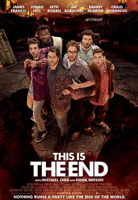 This Is The End (2013) TSRip XViD Watch Full Movie Online Free Download