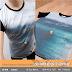 T-Shirt Transparan THAI House of Blue
