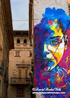 C215 Tudela Arte Urbano Urban Avant Garde
