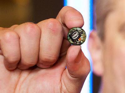 Los módulos Intel Curie para ropa smart