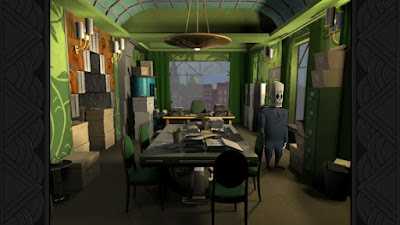 Grim Fandango Remastered-GOG Terbaru 2015 screenshot