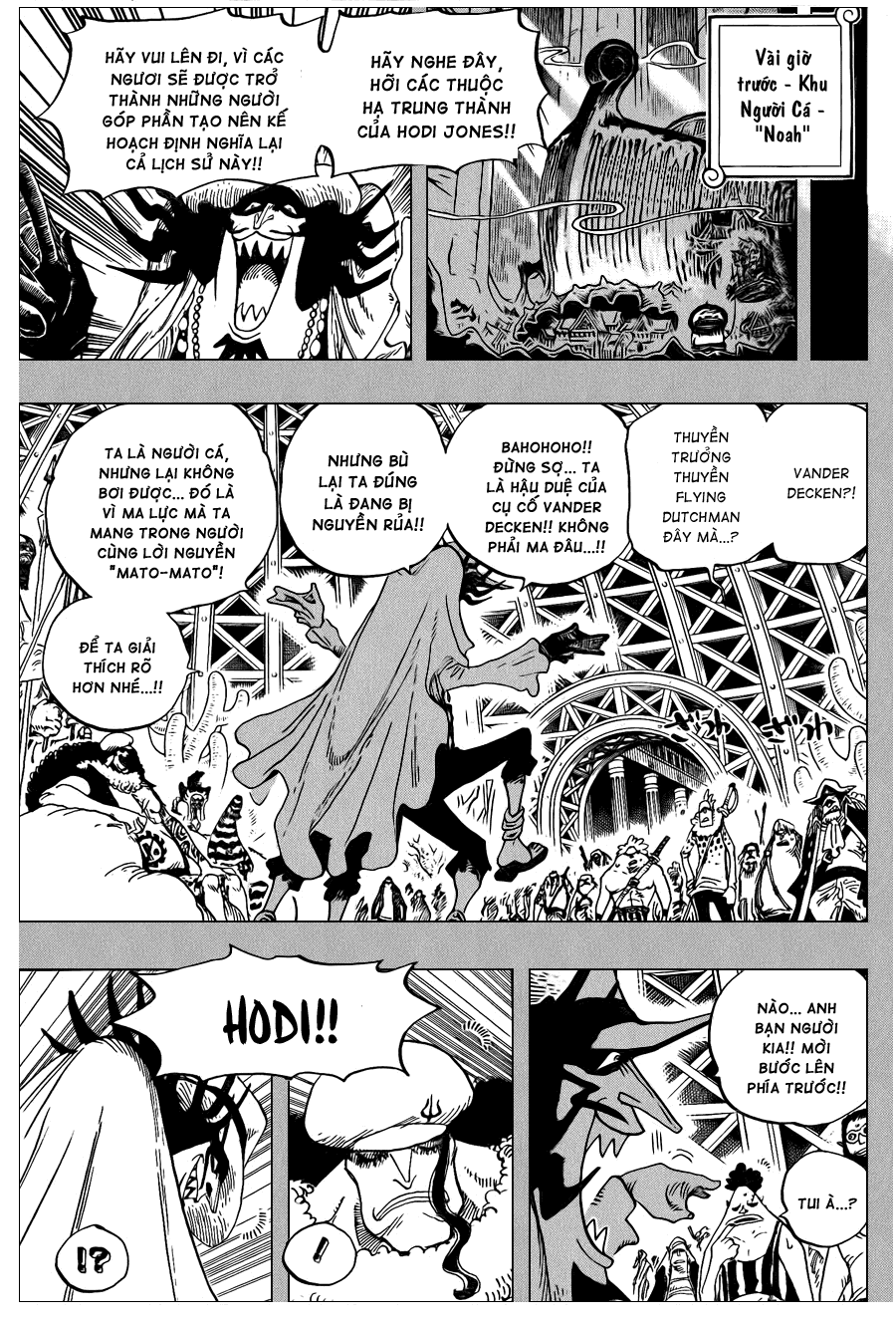 07, One Piece chap 615    NarutoSub