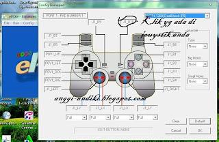 Cara Setting Jouystik Di aplikasi ePSXe PC