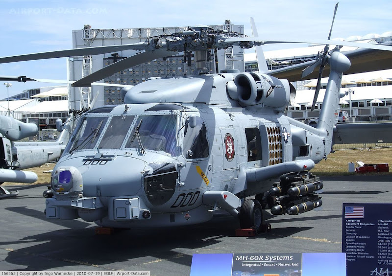 MH-60R Seahawk Multimission Helicopter